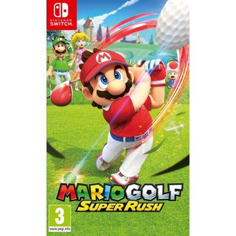 Mario Golf: Super Rush (Switch)