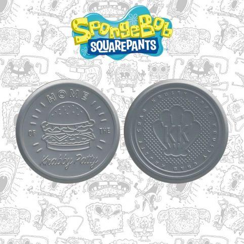 SpongeBob Krusty Crab Drinks Coasters