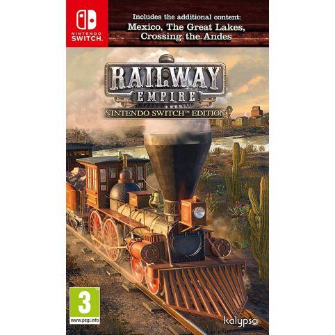 Railway Empire Switch Edition (Switch)