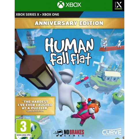 Human Fall Flat - Anniversary Edition (Xbox Series X)