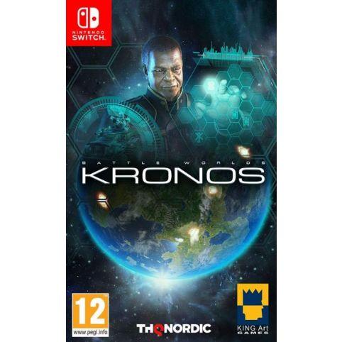 Battle Worlds: Kronos (Switch)