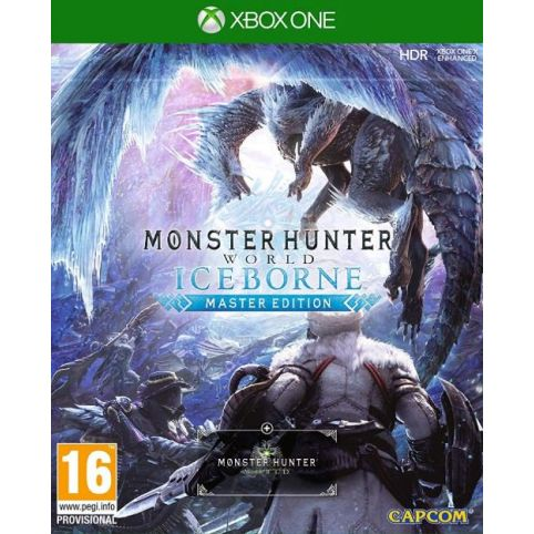 Monster Hunter World: Iceborne - Master Edition (Xbox One)