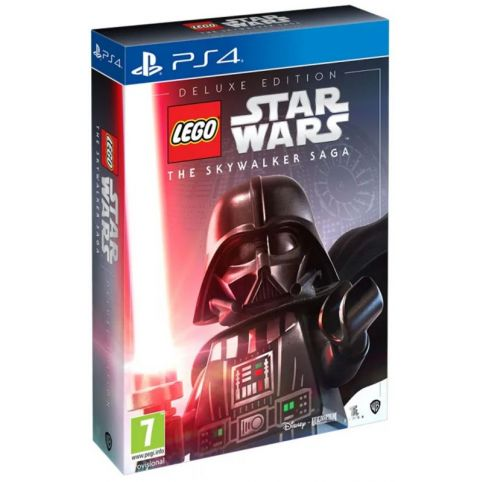 LEGO Star Wars: The Skywalker Saga - Deluxe Edition (PS4)
