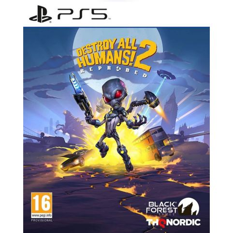 Destroy All Humans! 2: Reprobed (PS5)