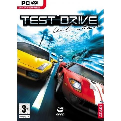 Test Drive Unlimited (PC)