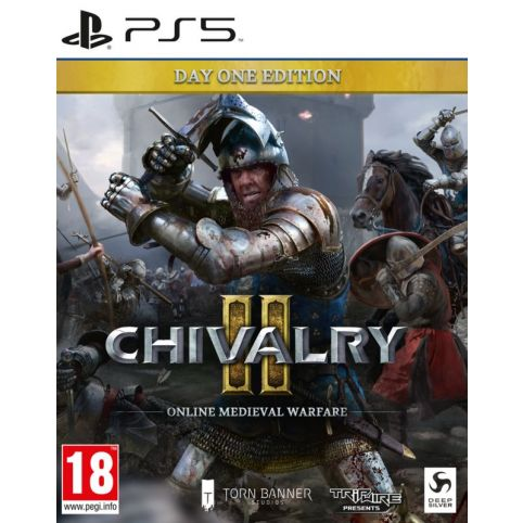 Chivalry 2 Day One Edition (PS5)