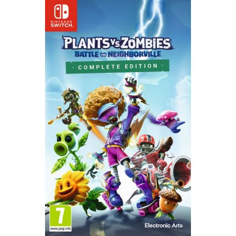 Plants Vs Zombies: Battle For Neighborville - Complete Edition (Switch)