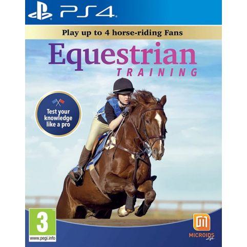 Equestrian Training (PS4)