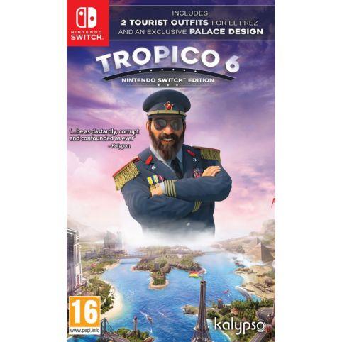 Tropico 6 (Switch)