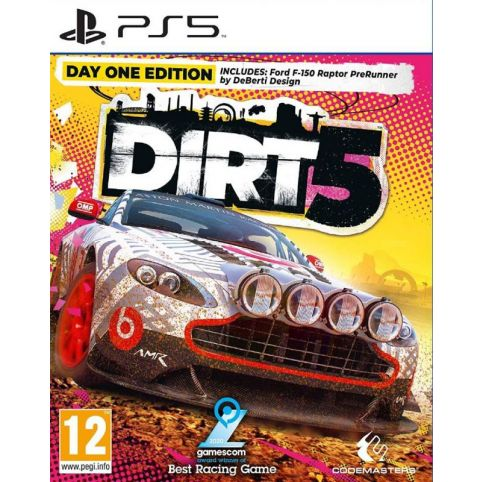 DIRT 5 Day One Edition (PS5)