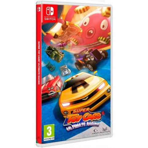 Super Toy Cars 2 Ultimate Racing (Switch)