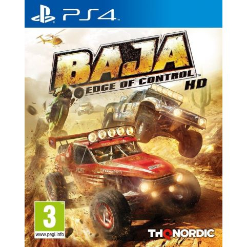 Baja: Edge Of Control HD (PS4)