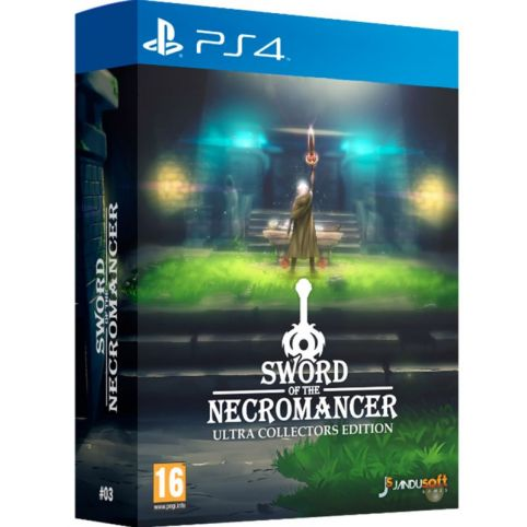 Sword of the Necromancer Ultra Collector's Edition (PS4)