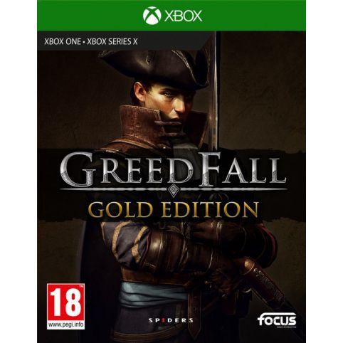Greedfall: Gold Edition (Xbox Series X)