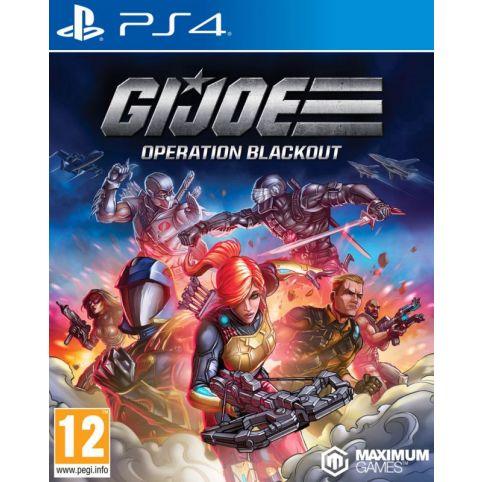 GI-JOE: Operation Blackout (PS4)