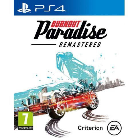 Burnout Paradise Remastered (PS4)