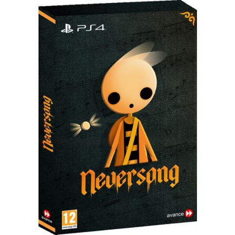 Neversong - Collector's Edition (PS4)
