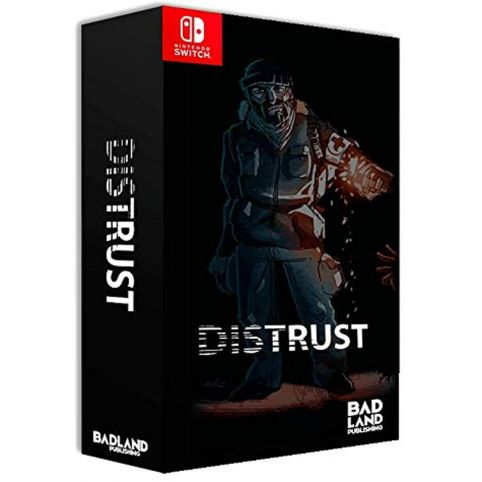 Distrust: Collector's Edition (Switch)