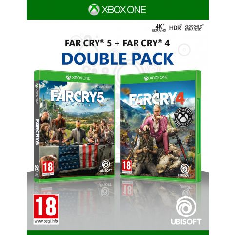 Far Cry 5 / Far Cry 4 - Double Pack (Xbox One)