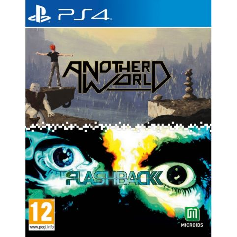 Another World & Flashback: Double Pack (PS4)