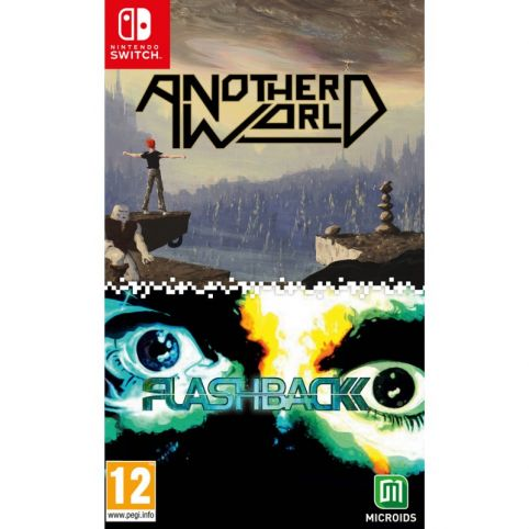 Another World & Flashback: Double Pack (Switch)