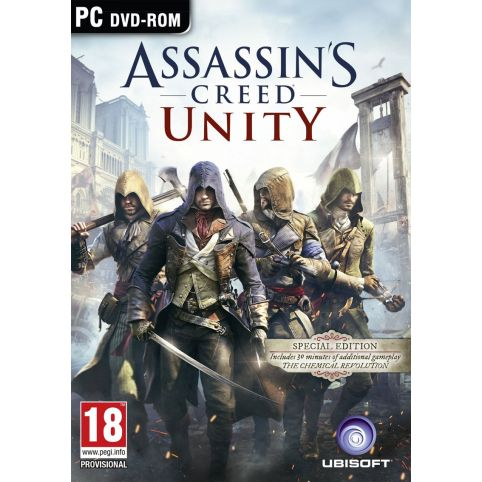 Assassin's Creed Unity - Special Edition (PC)