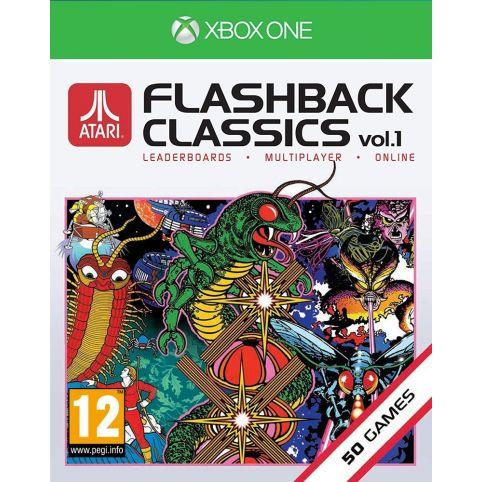 Atari Flashback Collections Vol 1 [EN, FR, IT, DE, ES] (Xbox One)