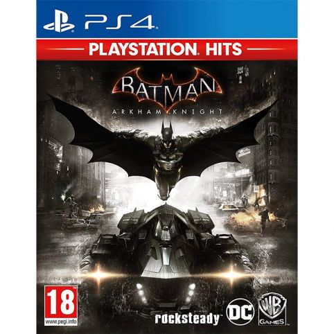 Batman: Arkham Knight - Playstation Hits (PS4)