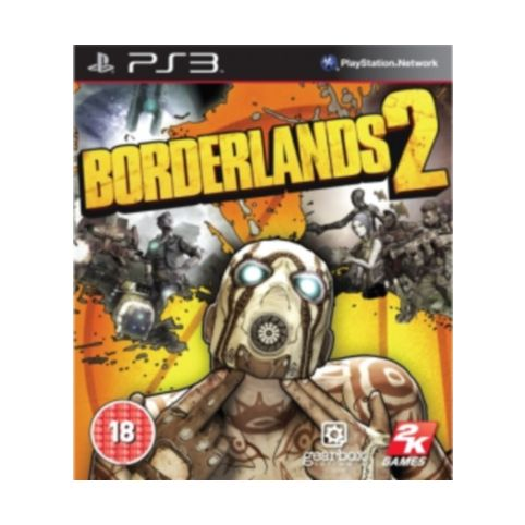 Borderlands 2 - Includes: The Premiere Club (PS3)