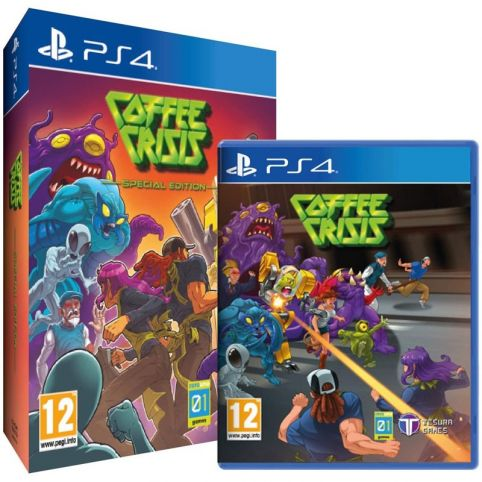 Coffee Crisis: Special Edition (PS4)