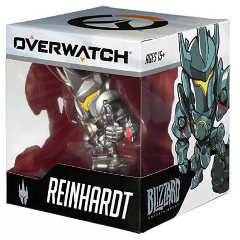 Cute But Deadly Medium Figure (Overwatch) - Reinhardt