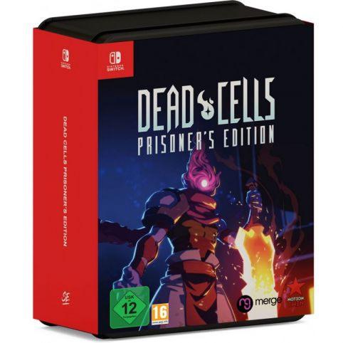 Dead Cells: Prisoner's Edition (Switch)