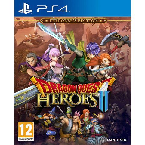 Dragon Quest Heroes II - Explorer's Edition (PS4)