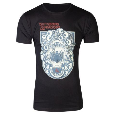 Dungeons & Dragons Iconic Print T-Shirt - Large