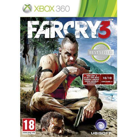 Far Cry 3 - Classics (Xbox 360)