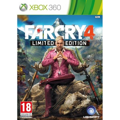 Far Cry 4 - Limited Edition (Xbox 360)