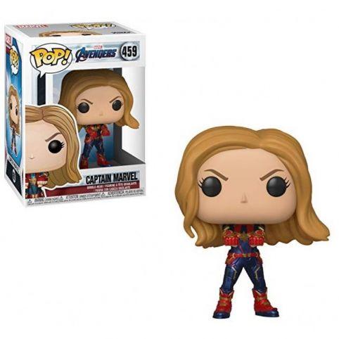 Funko Pop! Avengers Endgame Captain Marvel