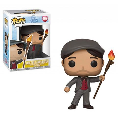Funko Pop Disney Mary Poppins- Jack the Lamplighter
