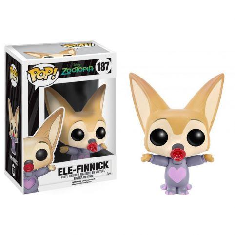 Funko Pop: Disney Zootropolis - Ele-Finnick