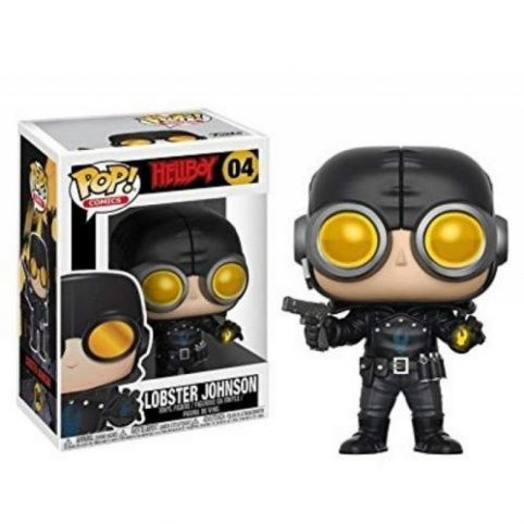 Funko Pop: Hellboy- Lobster Johnson