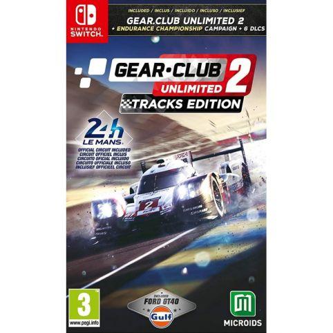 Gear Club Unlimited 2: Tracks Edition (Switch)