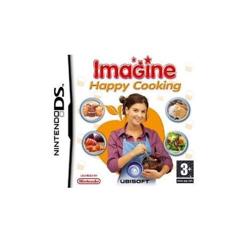 Imagine: Happy Cooking (DS)