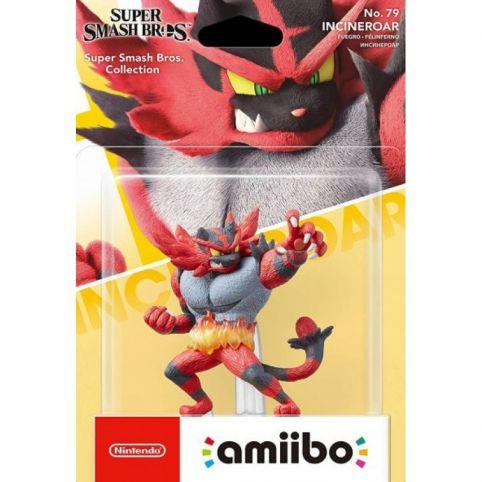 Incineroar amiibo - Super Smash Bros Collection No. 79