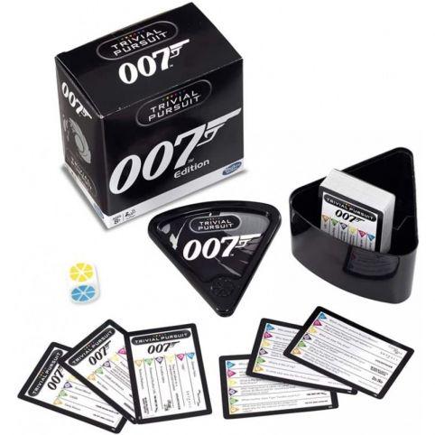 James Bond Trivial Pursuit Quiz Game - Bitesize Edition