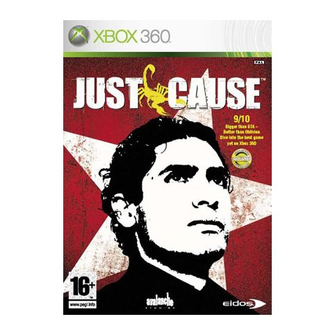 Just Cause (Xbox 360)