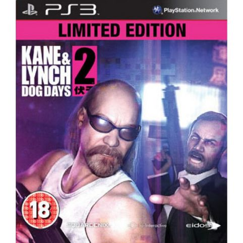 Kane & Lynch 2: Dog Days Ltd Edition (PS3)