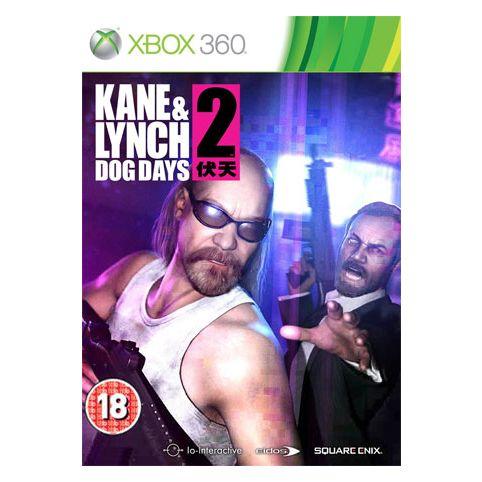 Kane & Lynch 2: Dog Days (Xbox 360)