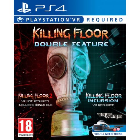 Killing Floor Double Feature (PS4 PSVR)