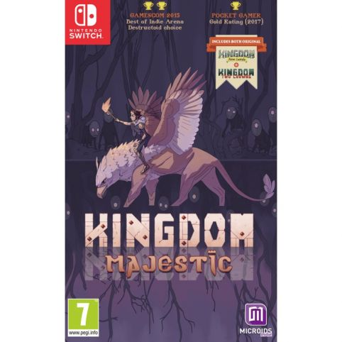 Kingdom Majestic (Switch)