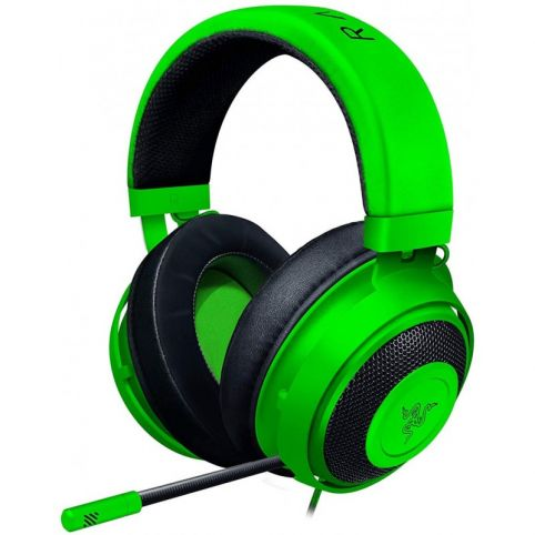 Kraken Green Headset